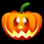 Icono de Halloween feliz