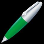 Icono de la pluma 3