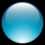 Icono de la bola del Aqua
