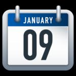 Icono del calendario