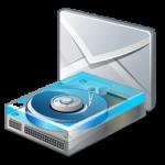 Icono de caché de correo