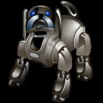 Icono robótico de mascotas