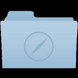 Folder Safari icon
