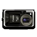 Powershot S80 icon