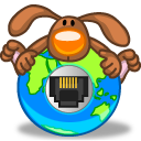 Misc Internet Connect icon