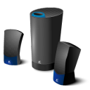 sound box icon