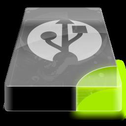 drive 3 sg external usb icon