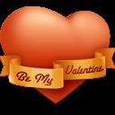 heart valentine icon