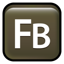 Adobe Flex Builder CS3 icon