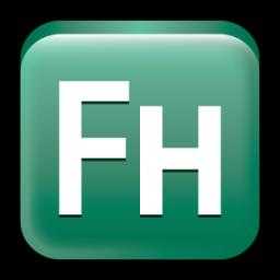 Adobe Freehand CS3 icon