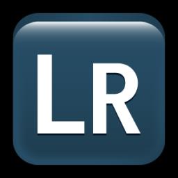 Adobe Lightroom CS3 icon