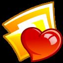 folder favorits icon