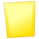 file yellow icon