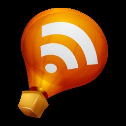 Ballon Feed icon