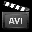 File Types avi icon